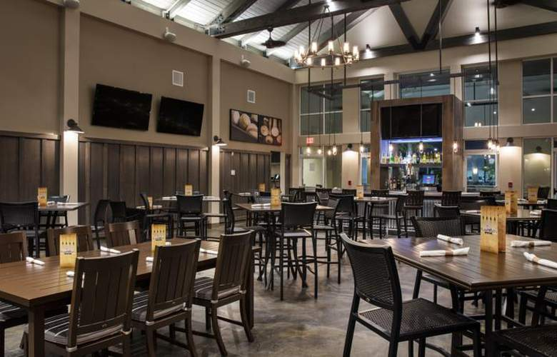 TownePlace Suites by Marriott Orlando at Flamingo Crossings/Western Entrance - Restaurant - 6