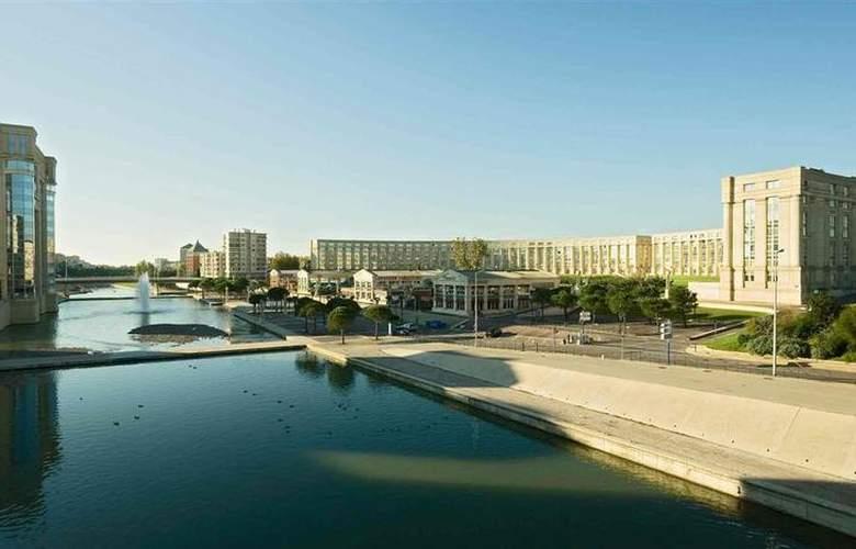 Mercure Montpellier Antigone - Hotel - 53