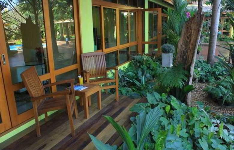 VC@Suanpaak Boutique Hotel & Serviced Apartments - Terrace - 2
