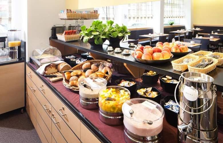 Basilea Swiss Quality Hotel - Restaurant - 11