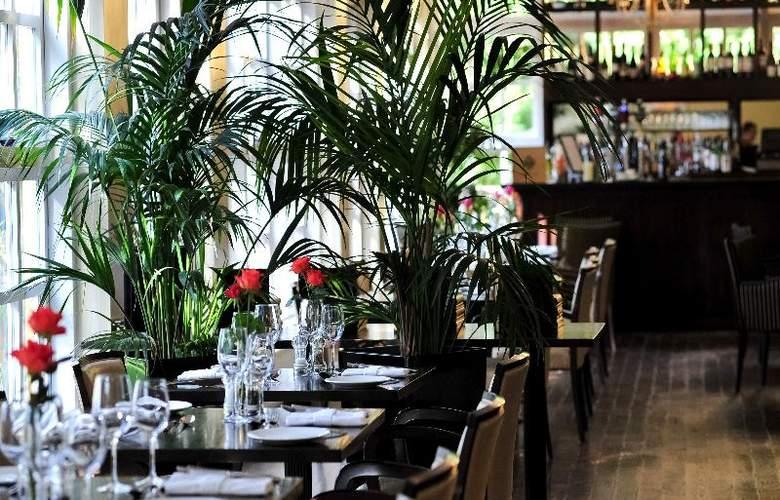 Athenaeum House Hotel - Restaurant - 17