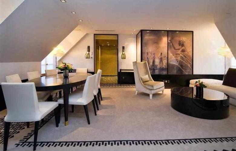 Sofitel Paris Le Faubourg - Hotel - 17