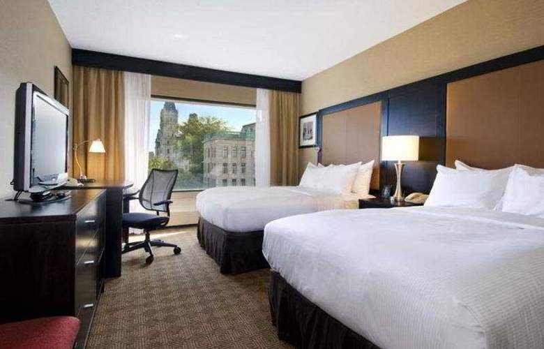 Hilton Quebec - Room - 3