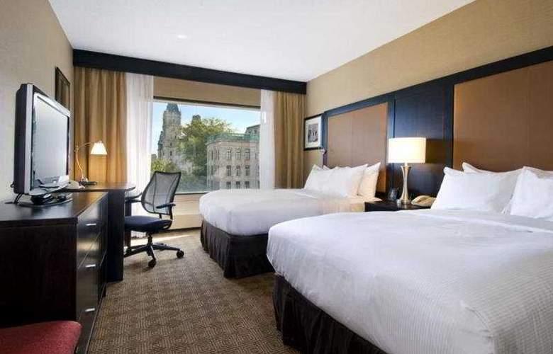 Hilton Quebec - Room - 4