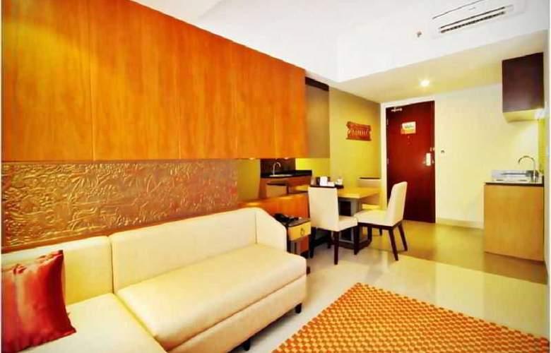 Horison Hotel Seminyak Bali - Room - 12
