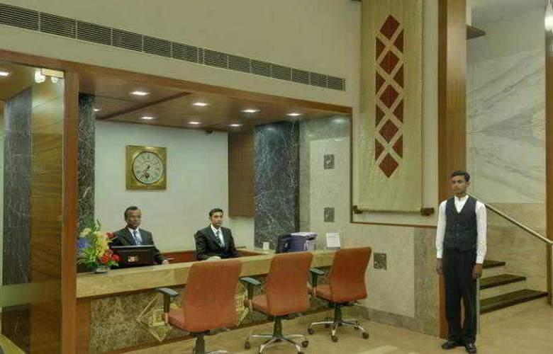 Ambassador Ahmedabad - Hotel - 2