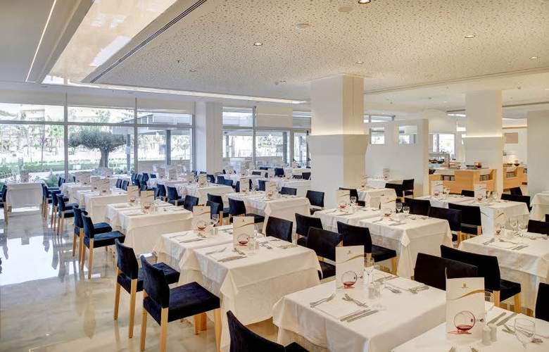 Hipotels Gran Playa de Palma - Restaurant - 24