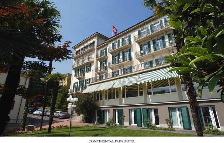 Continental ParkHotel Lugano - Hotel - 0