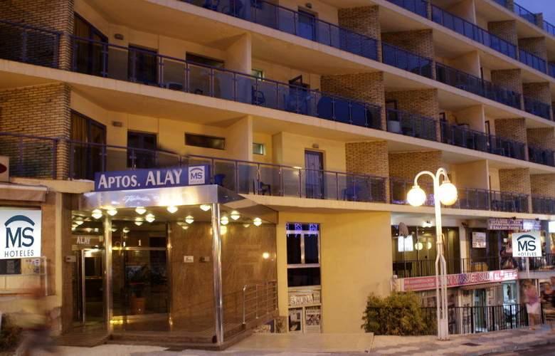 MS Alay Apartamentos - Hotel - 7