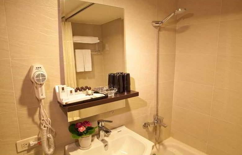 Paradise Hotel Taipei - Room - 3