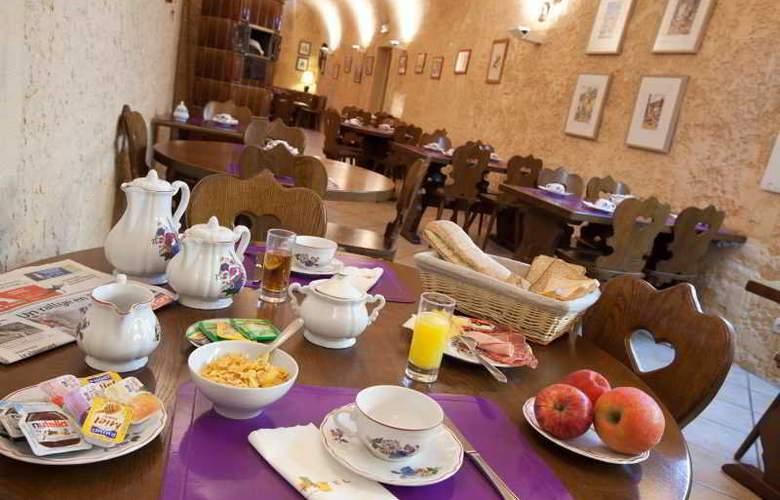 Couvent Du Franciscain - Restaurant - 5