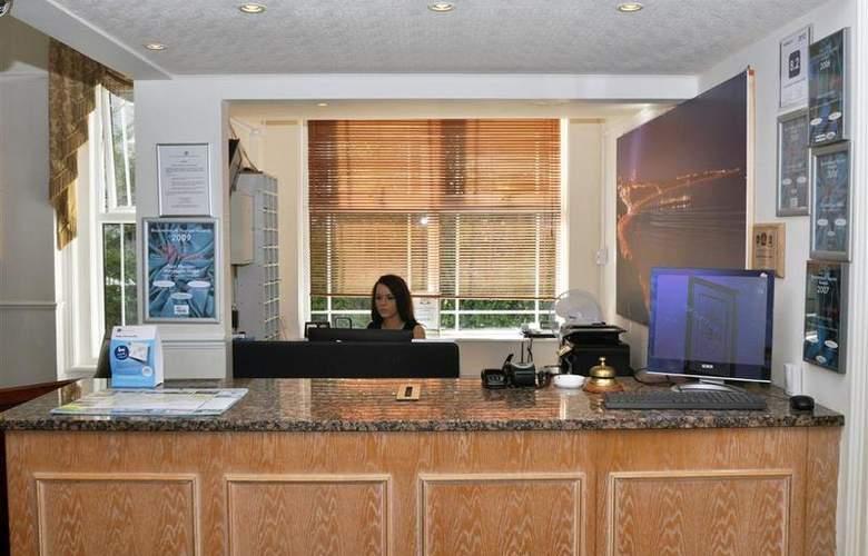 Best Western Montague Hotel - Hotel - 59