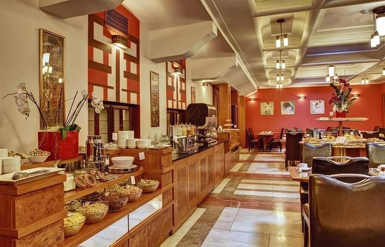 Majestic Plaza Prague - Restaurant - 117