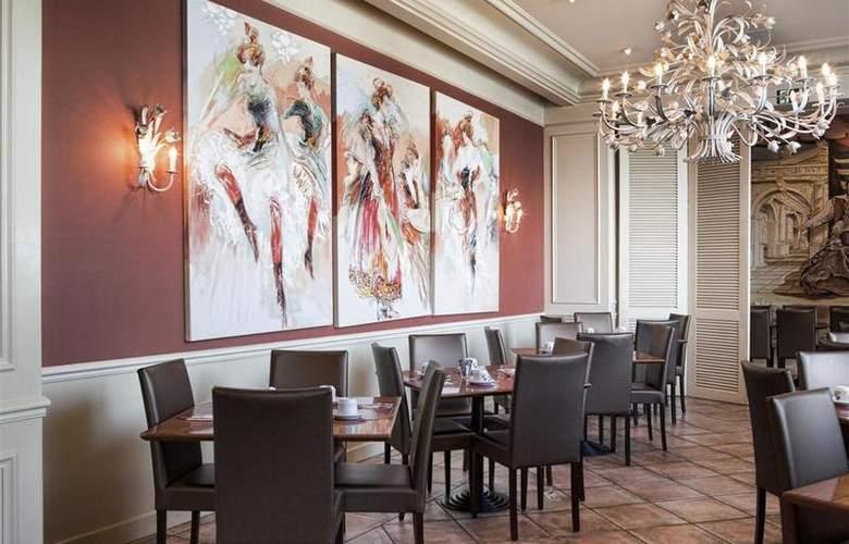 Best Western Le Galice Centre-Ville - Restaurant - 114