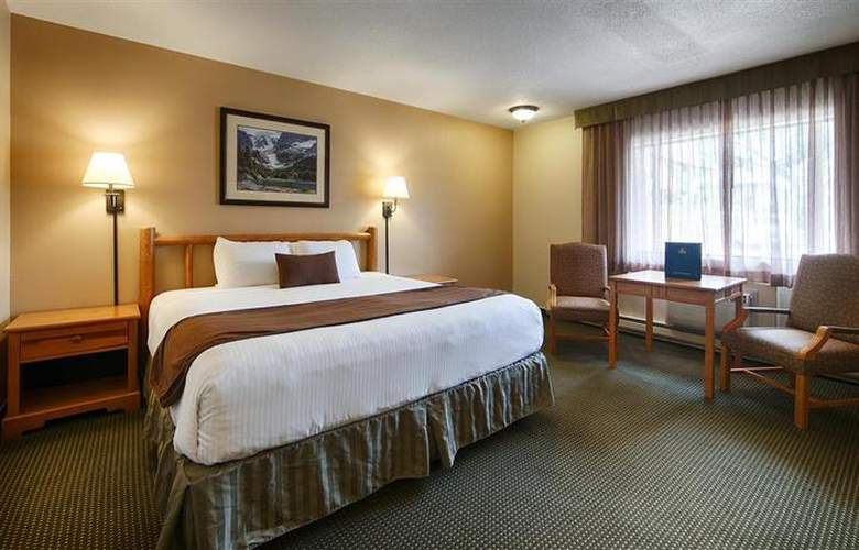 Best Western Sheridan Center - Room - 2