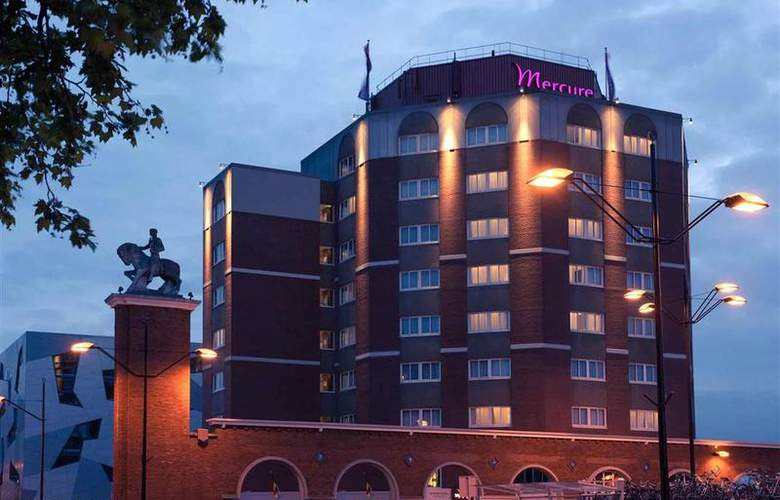 Mercure Nijmegen Centre - Hotel - 34