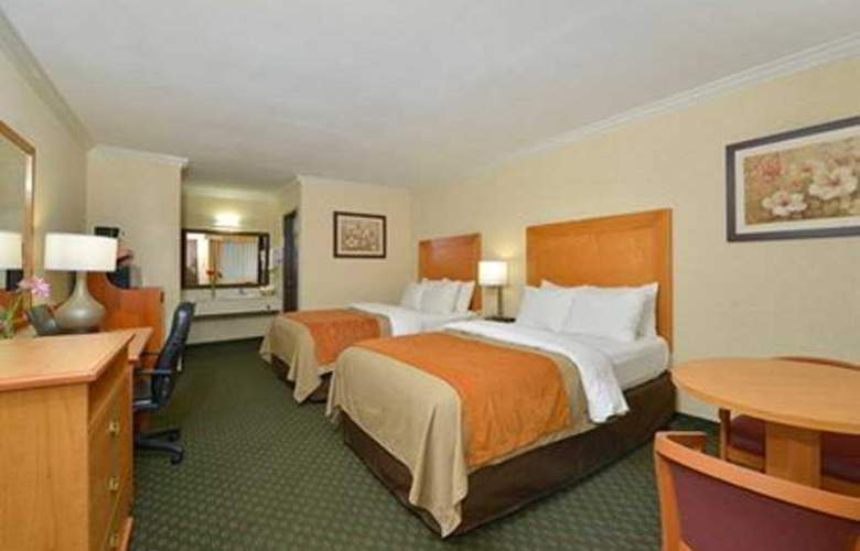 Comfort Inn Near Old Town Pasadena - Room - 4