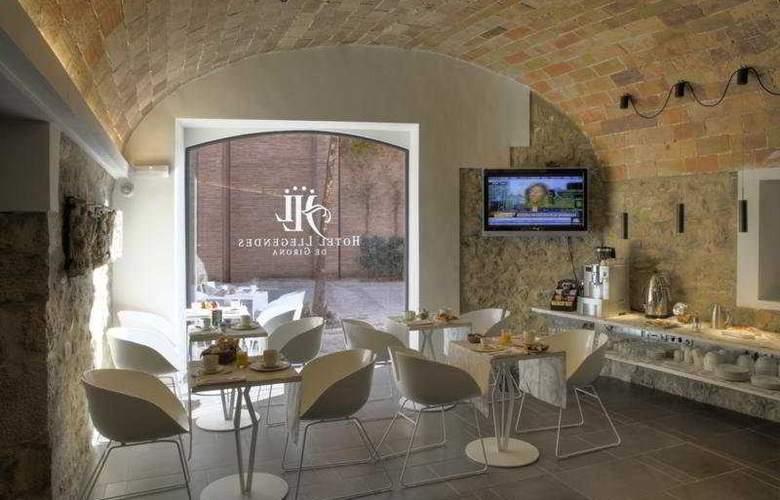 Llegendes de Girona Catedral - Restaurant - 11