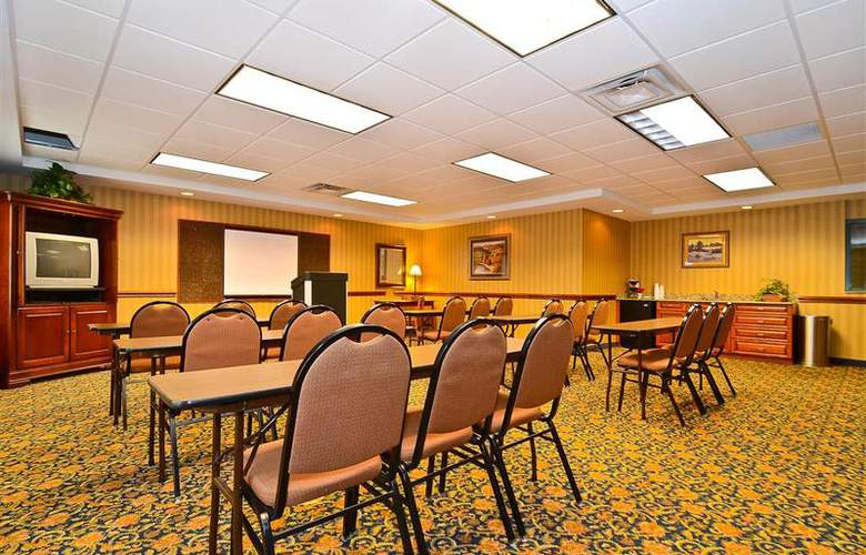 Best Western Executive Inn & Suites - Conference - 131