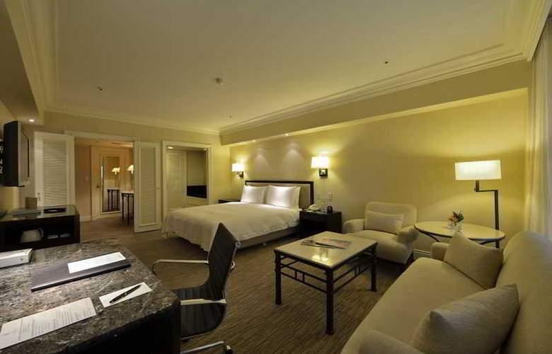 The Sherwood Hotel Taipei - Room - 11