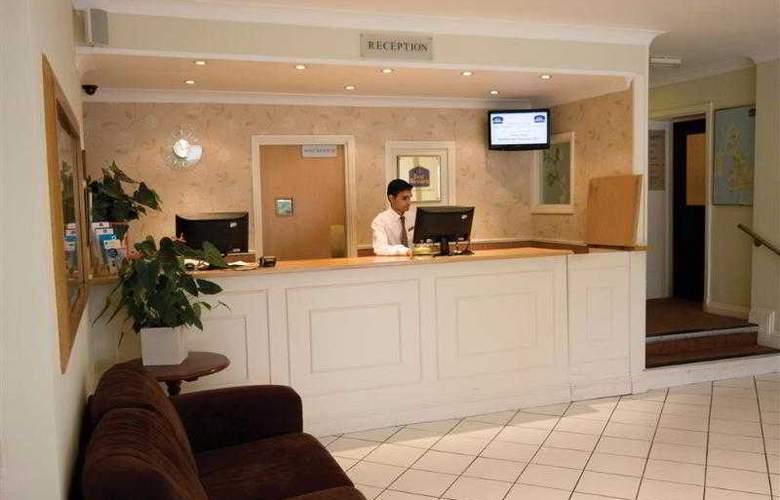 Best Western Cumberland - Hotel - 183