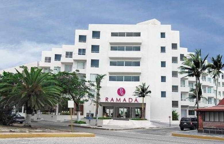 Ramada Cancun City - Hotel - 0