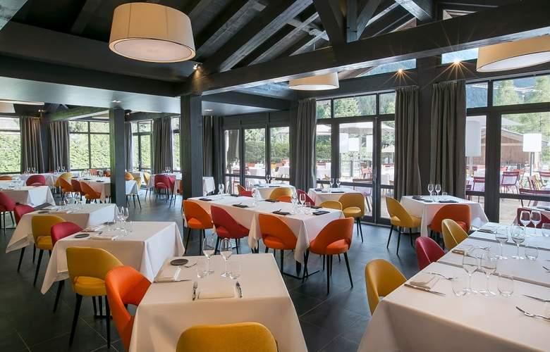 Best Western Plus Excelsior Chamonix Hotel & Spa - Restaurant - 8