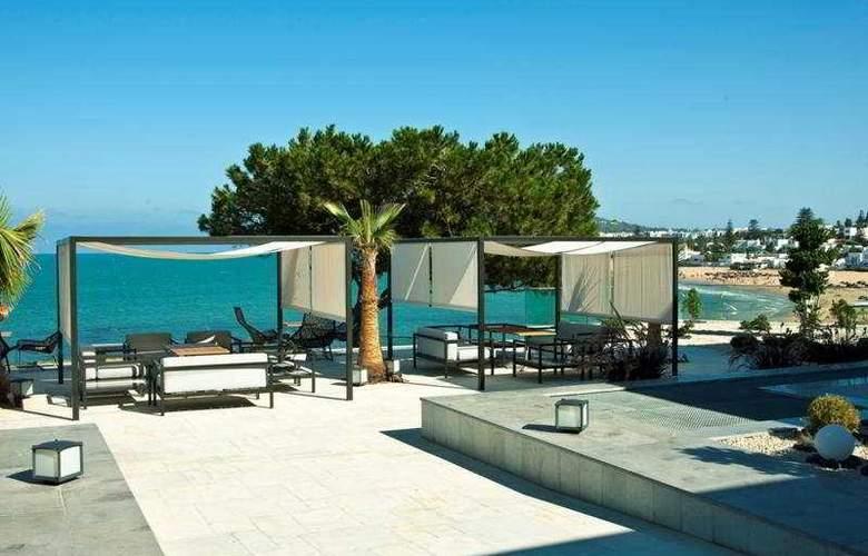 Movenpick Gammarth Tunis - Terrace - 12