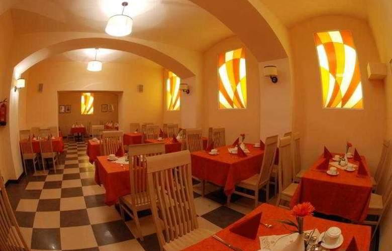 Euroagentur hotel Downtown - Restaurant - 8