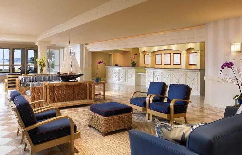 Sheraton San Diego Hotel & Marina - General - 15