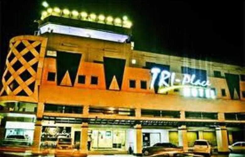 Tri-Place Hotel Quezon - Hotel - 0