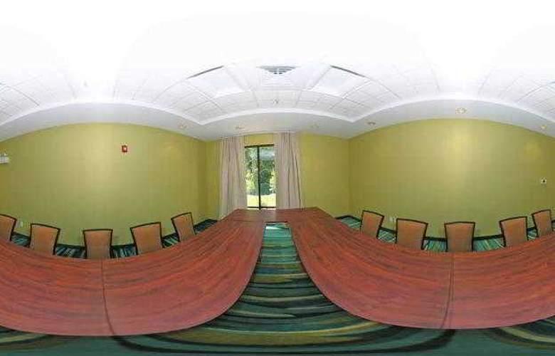 SpringHill Suites Winston-Salem Hanes Mall - Hotel - 14