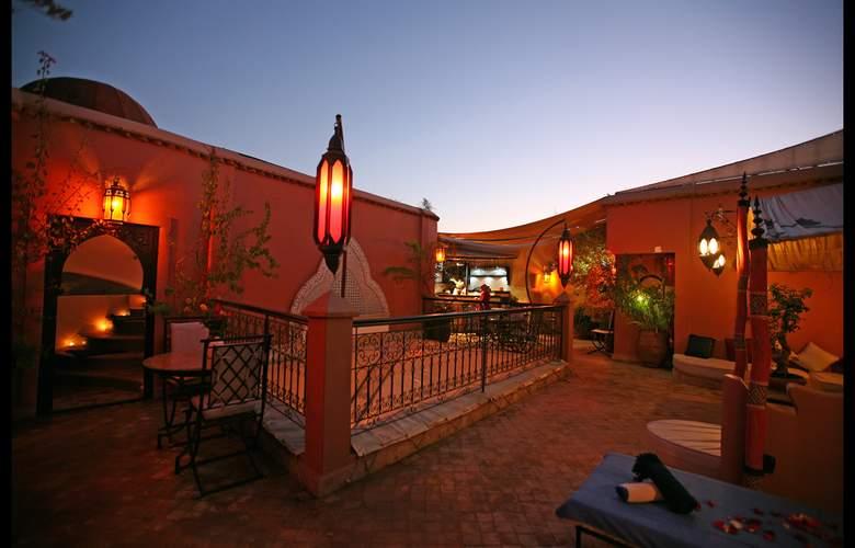 Riad Ain Marrakech - Terrace - 18