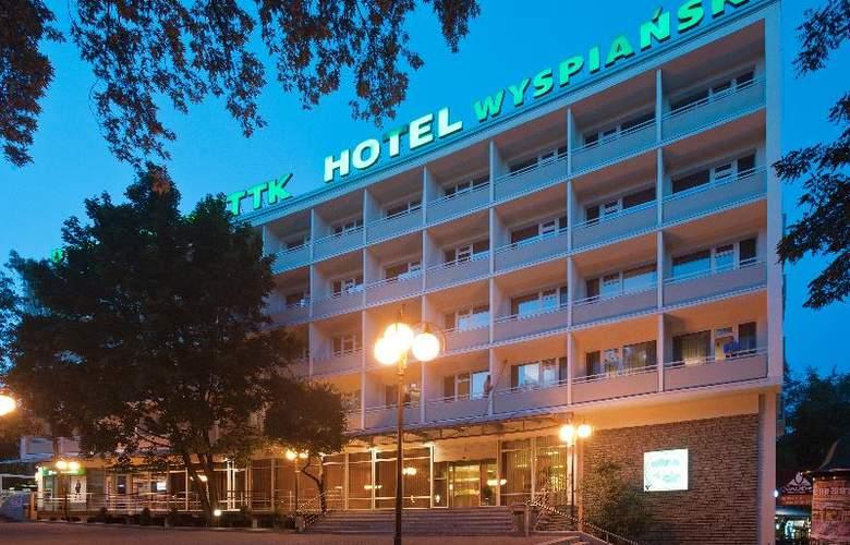 Pttk Wyspianski Hotel - Hotel - 3