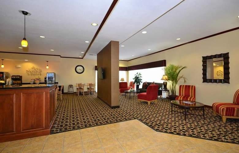 Best Western Kansas City Airport-Kci East - General - 60