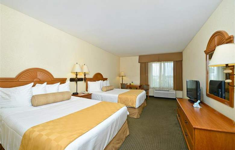 Best Western Of Long Beach - Room - 27