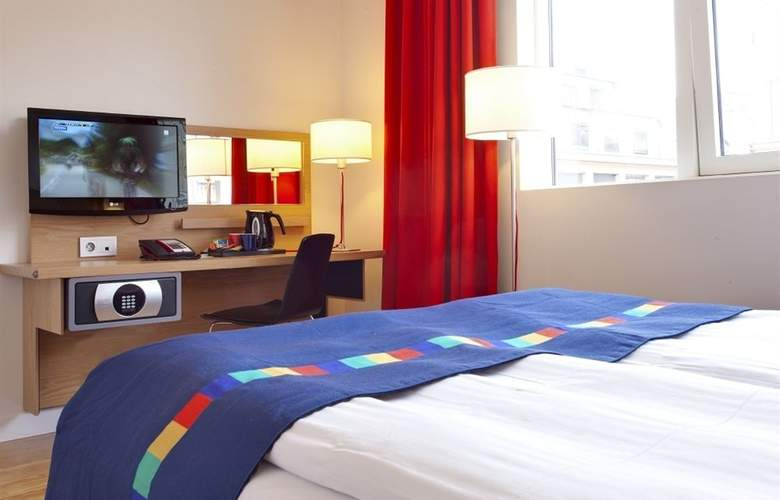 Park Inn by Radisson Oslo - Room - 8