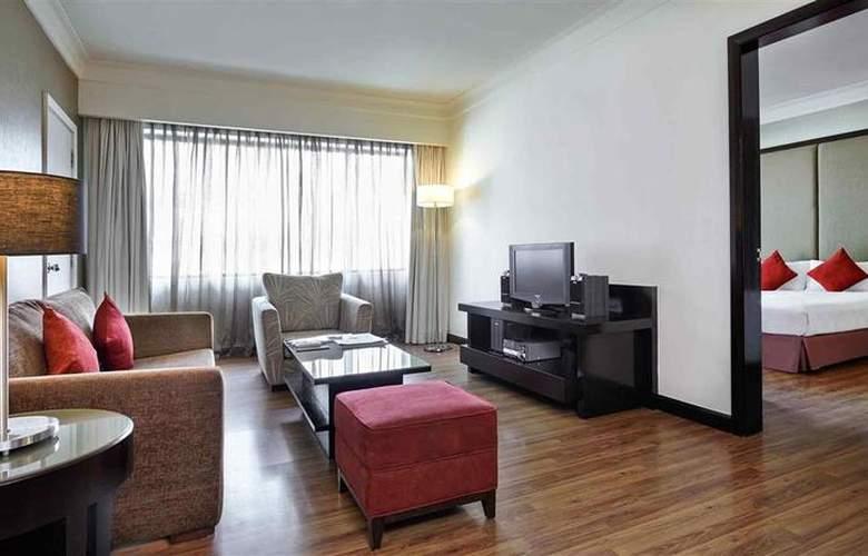 Novotel Kuala Lumpur City Centre - Room - 3