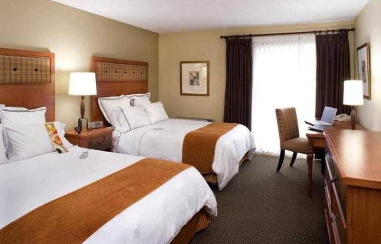 Radisson Hotel & Conference Center Canmore - Room - 0