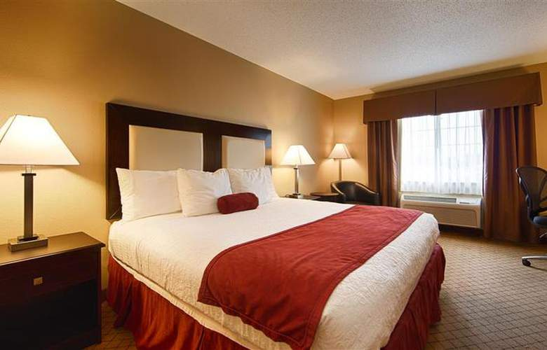 Best Western Plus Macomb Inn - Room - 48