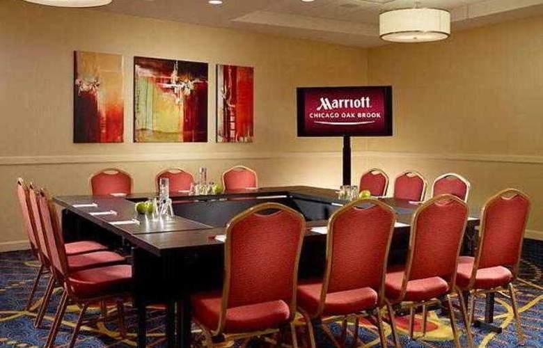 Marriott Chicago Oak Brook - Hotel - 39