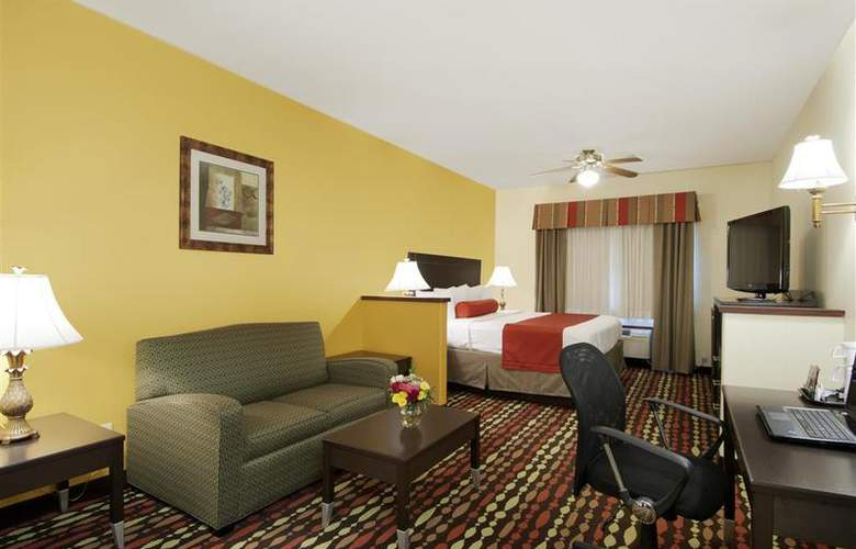 Best Western Greentree Inn & Suites - Room - 123