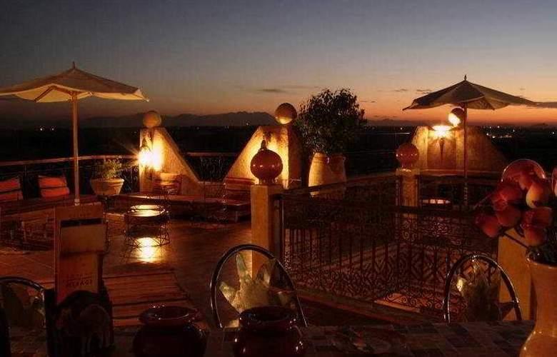 Kasbah Le Mirage - Terrace - 6