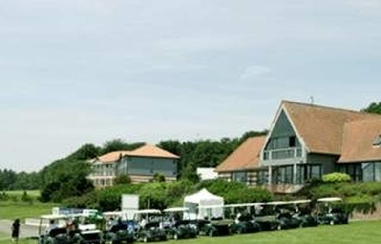Best Western Aa Saint-Omer Hôtel du Golf - Hotel - 0