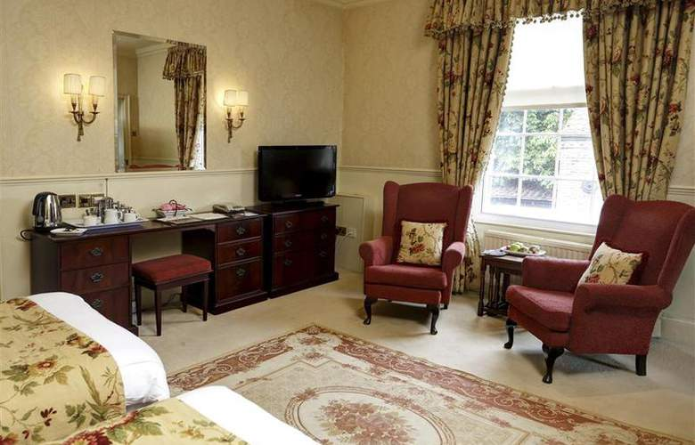 Best Western York Pavillion - Room - 102