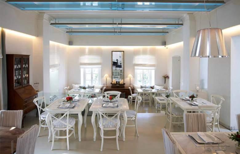 Semeli Hotel - Restaurant - 10