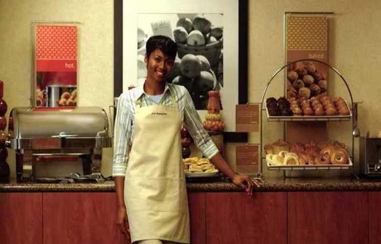 Hampton Inn Hampton-Newport News - Restaurant - 10