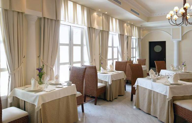Vincci la Rabida - Restaurant - 20