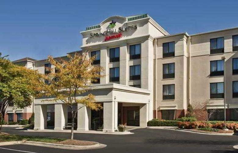 SpringHill Suites Raleigh-Durham Airport - Hotel - 7