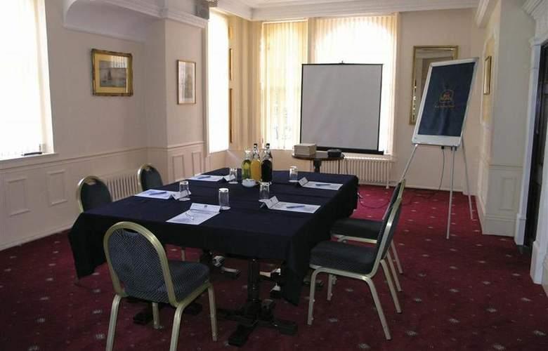 Best Western West Retford - Conference - 73